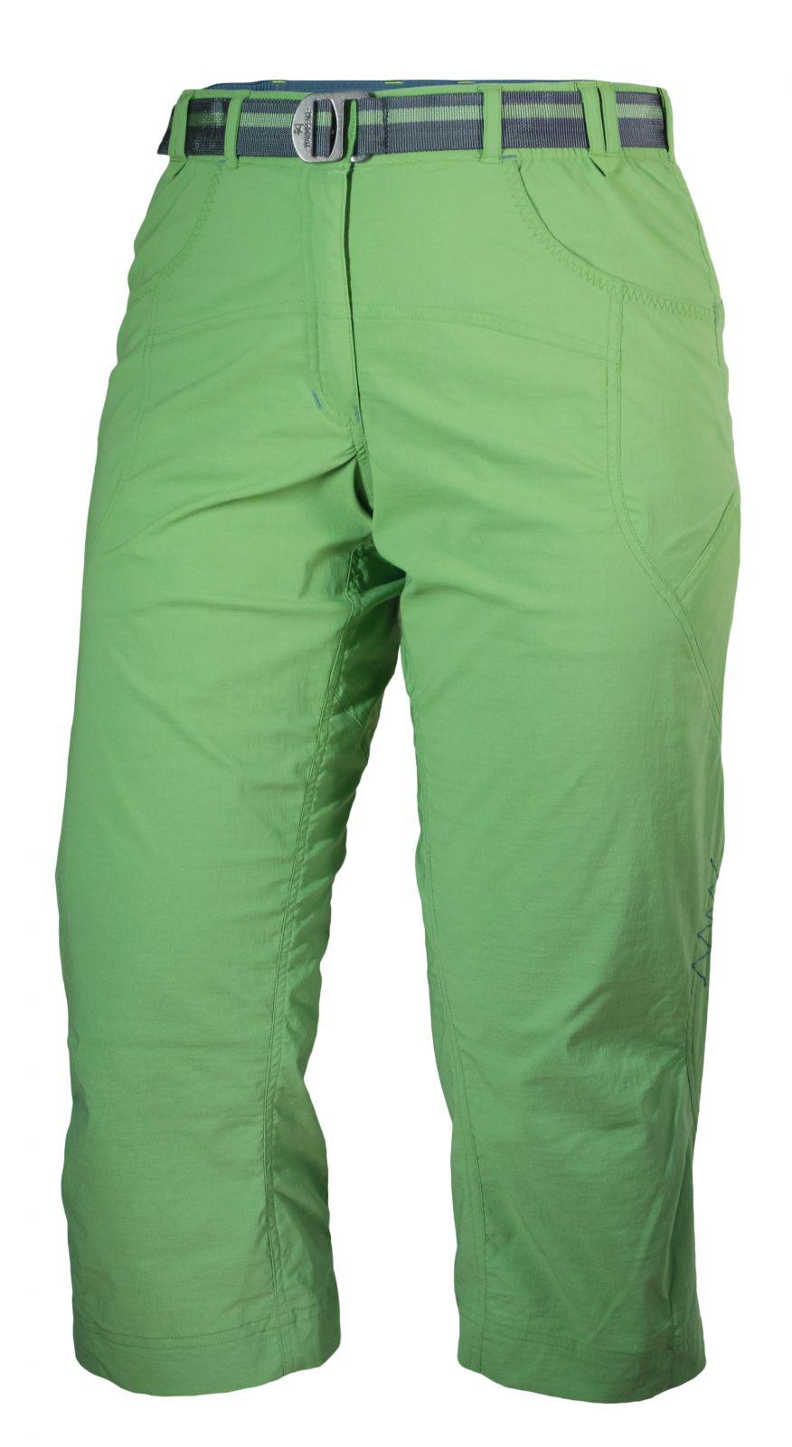Warmpeace Flex 3/4 Lady Grass dámské kalhoty