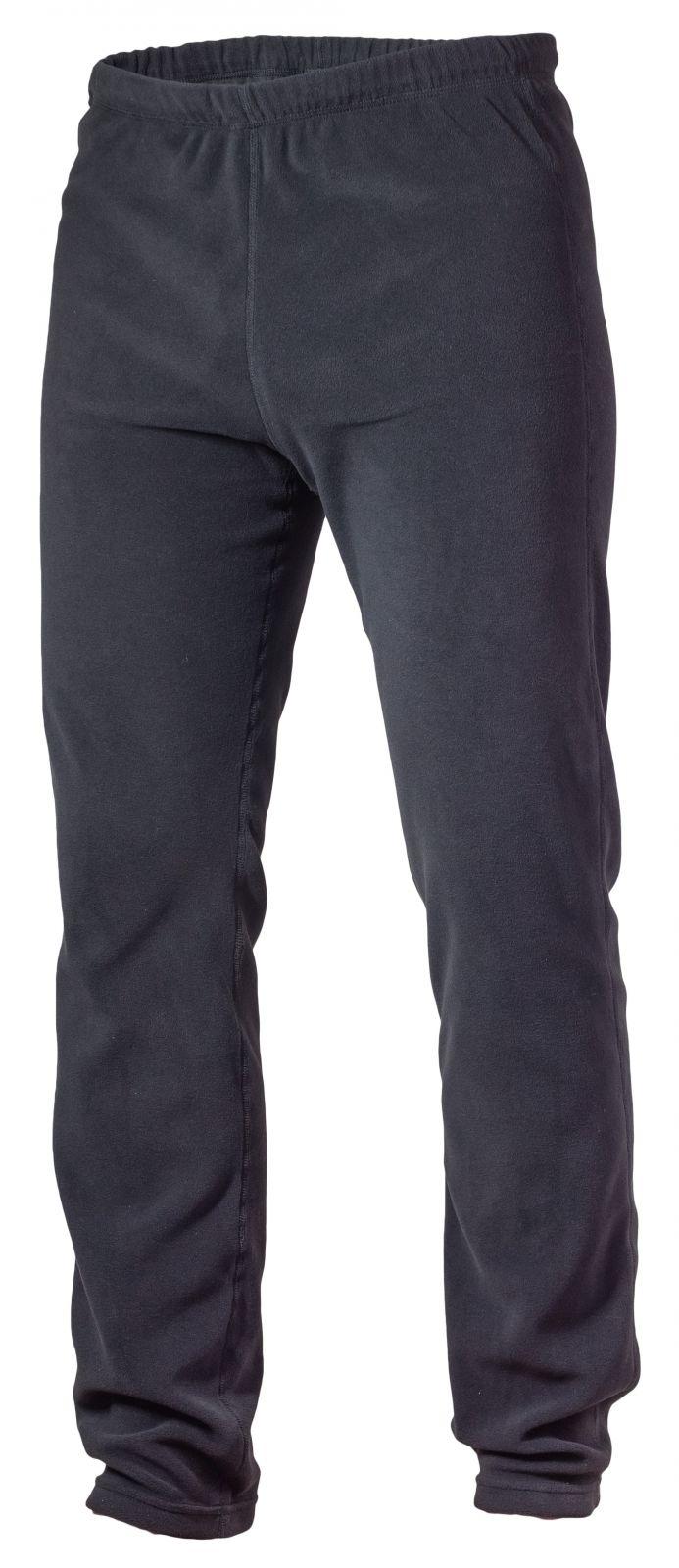 Warmpeace Jive black kalhoty z Polartec Micro