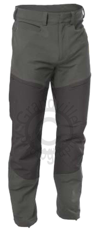Warmpeace Core carbon / raven black pánské kalhoty