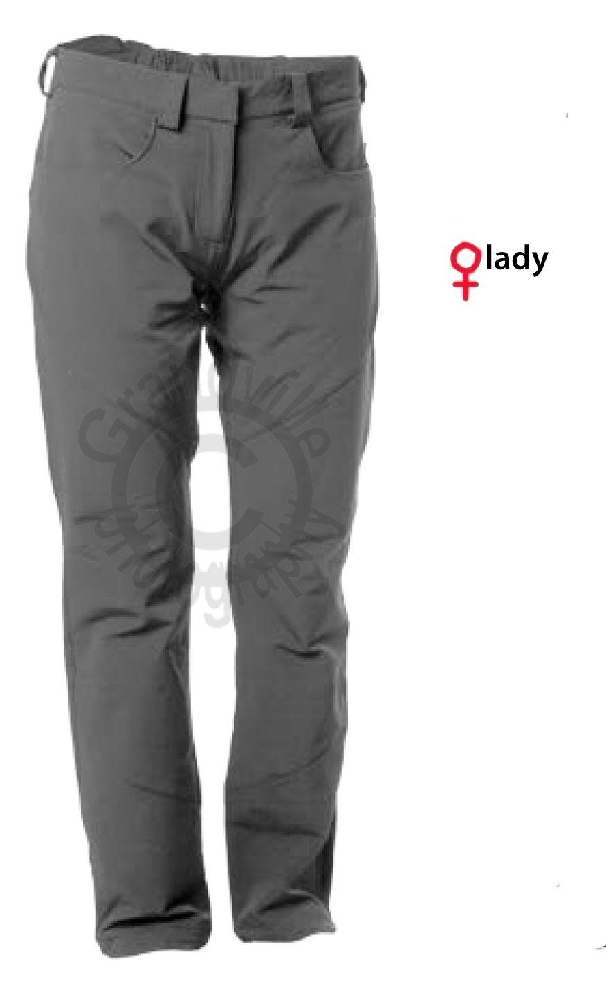 Warmpeace Flea lady frost grey / frost grey dámské kalhoty