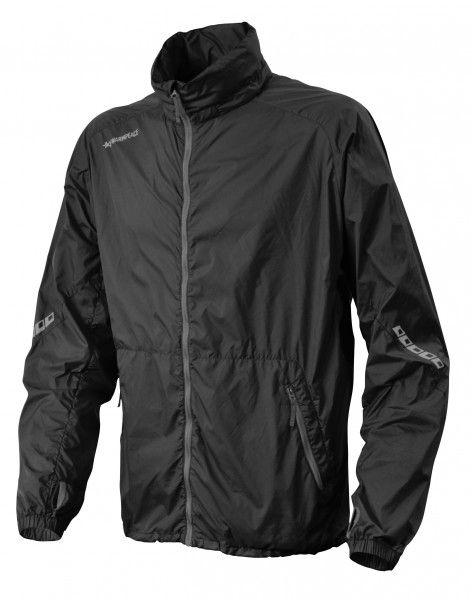 Ultralehká bunda celopropínací Warmpeace Speed black