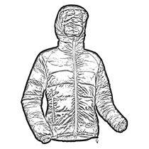 Péřové oblečení