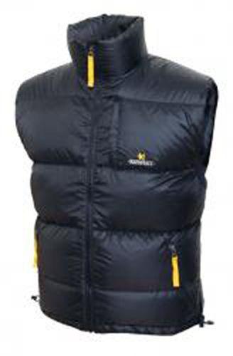 Warmpeace Tundra vesta péřová black