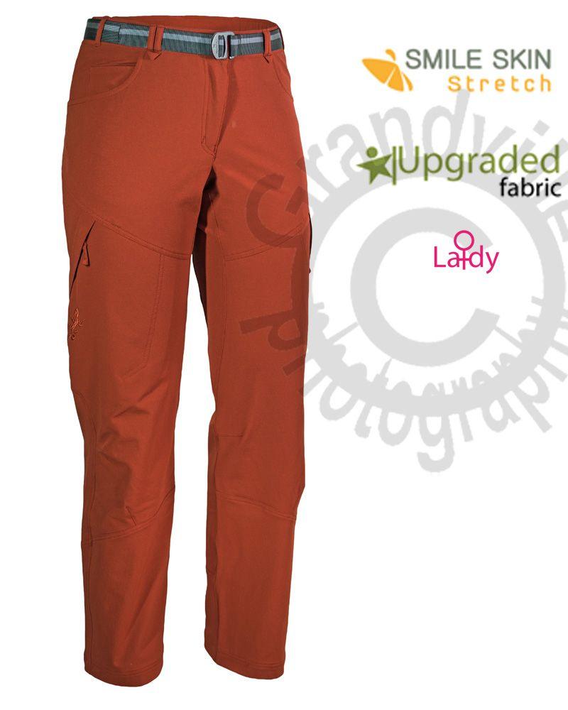 Warmpeace Torpa II Lady brick kalhoty